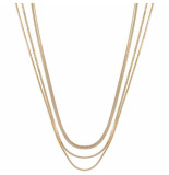 Club Manhattan CLUB MANHATTAN Necklace rebel gold