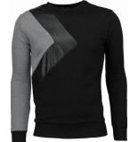Enos Triangle style zwart