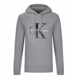 Calvin Klein Re-issue hood grijs