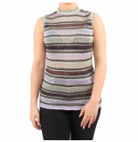 Missoni Top zilver