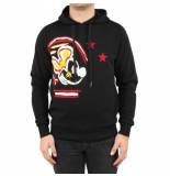 ICEBERG Sweatshirt zwart
