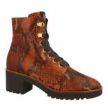 DL Sport Boots cognac