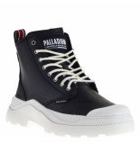 Palladium Veterschoenen wit