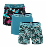 Muchachomalo Boys 3-pack shorts extinct plants