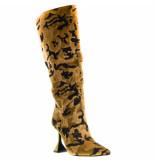 Jeffrey Campbell Laarzen leopard