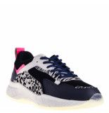 Crime London Sneakers blauw