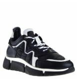 Cetti Heren sneakers zwart