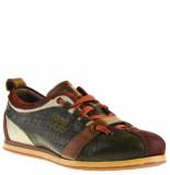 Kamo-Gutsu Sneakers bruin combi