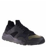 Antony Morato Heren sneakers zwart groen