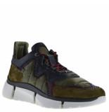 Cetti Heren sneakers groen