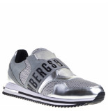 Bikkembergs Heren sneakers zilver