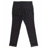 Mason's Mason's pantalon mte320 milano blauw
