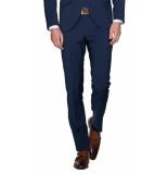 Tomasso Mix & match pantalon blauw