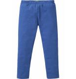 Oilily Blauwe jersey legging met mini dots print-