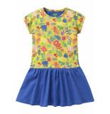 Oilily Jersey jurkje met duo print in vrolijke kleuren-