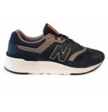 New Balance Sneakers 997 blauw
