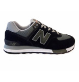 New Balance Sneakers 574 zwart