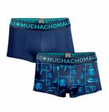 Muchachomalo Men 2-pack trunks kitt