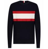Tommy Hilfiger Sweatshirt mw0mw12263 blauw