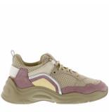 IRO Sneakers curve runner paars