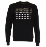 Golden Goose Deluxe Brand Trui g36wp029 zwart