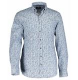 State of Art Overhemd 21410016 blauw