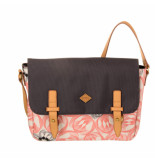 Oilily M shoulder bag flamingo- roze