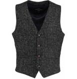 Born with Appetite Appetite kris waistcoat 18311kr84/940 grey