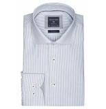 Profuomo Ppqh3a1035 business overhemden met lange mouwen 100% katoen