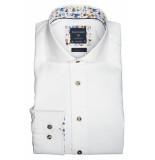 Profuomo Ppqh3a1096 business overhemden met lange mouwen 100% katoen