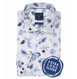 Profuomo Ppqh3a1123 business overhemden met extra lange mouwen 100% katoen