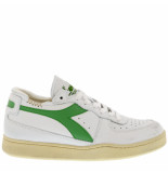 Diadora Sneakers mi basket row cut -groen wit