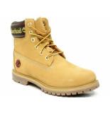 Timberland 6in premium wp boot l/f beige