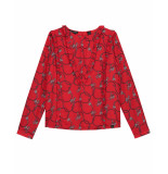Nik & Nik Pullover chainy obby top rood