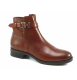 Tommy Hilfiger Leather flat bootie