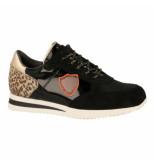 Pinocchio Sneakers zwart