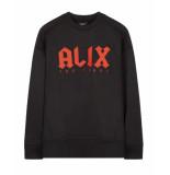 Alix Sweatshirt 198814407 zwart