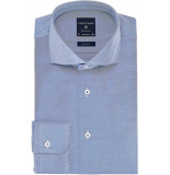 Profuomo Heren overhemd mid twill two ply