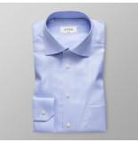 Eton Heren overhemd licht herringbone twill classic fit cutaway
