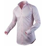 Circle of Gentlemen Heren overhemd allan cutaway slim fit