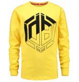 Vingino T-shirt jarlinn geel