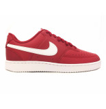 Nike Sneakers court vision low gym red white rood