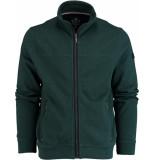 Baileys Cardigan zip 922253/512 groen