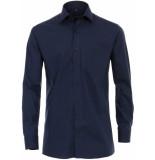 Casamoda Overhemd effen kent modern fit