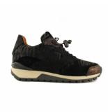 Via Vai Sneakers zwart