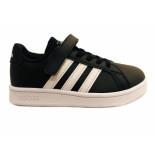 Adidas Sneakers grand court kids zwart
