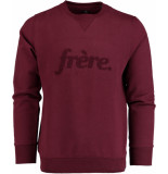 Dstrezzed Peach sweat 211230/423 bordeaux