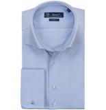 Sleeve7 Overhemd licht dubbele manchet
