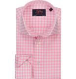 Liefling Heren overhemd ruit poplin