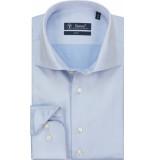 Sleeve7 Heren overhemd licht royal twill slim fit